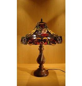 RoMaLux RML- 7433 Tiffany Tafellamp