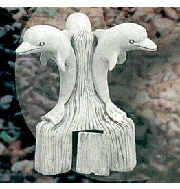 Demmerik 73 A028 , 3 dolfijnen