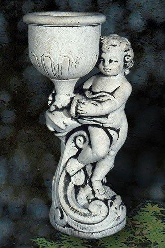Demmerik 73 N135 Engel met Plantpot