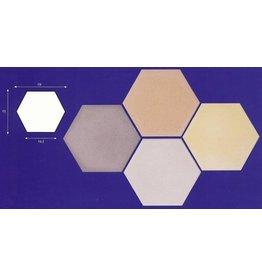 Demmerik 73 Terrastegel 6 kant - prijs per m2