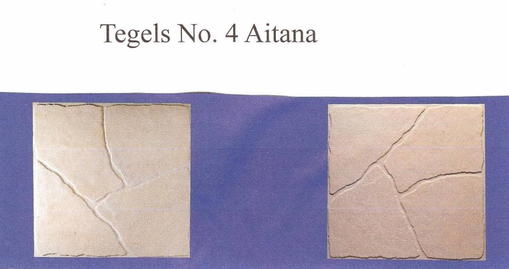 Demmerik 73 Terrastegel Aitana Zalm - prijs per m2