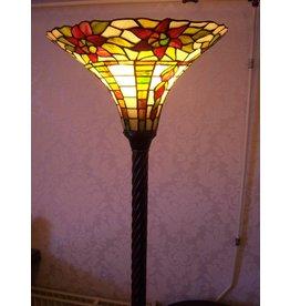 RoMaLux 7650 Vloerlamp Uplight
