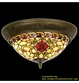 Demmerik 73 5356 Tiffany plafond lamp