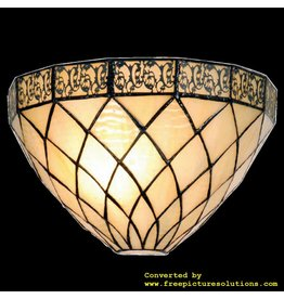 Demmerik 73 1138 Tiffany wand lamp