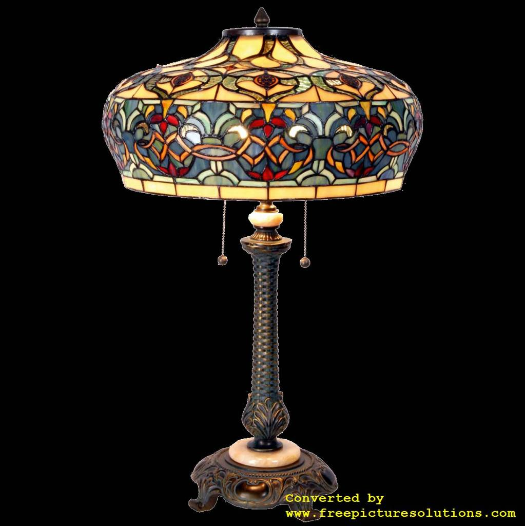 Demmerik 73 5290  Tiffany lamp