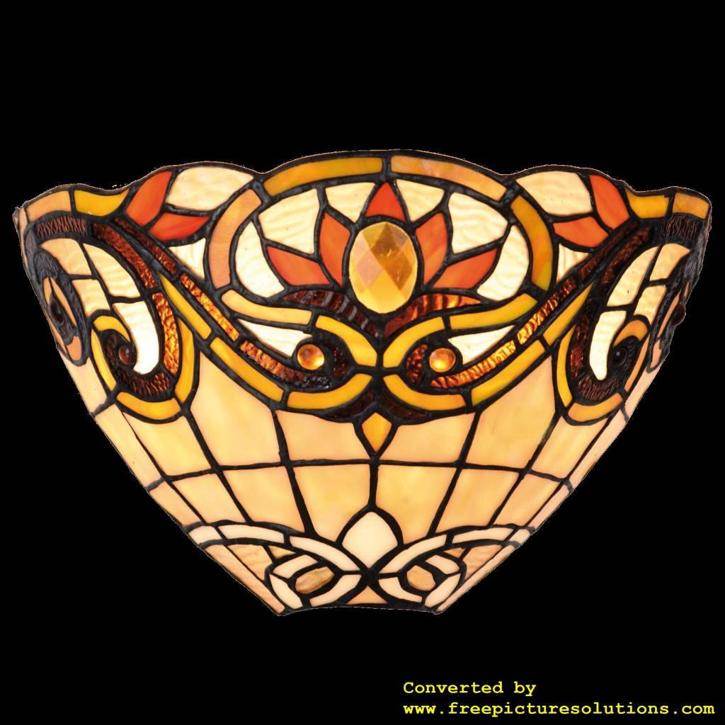 Demmerik 73 5778 Tiffany wand lamp