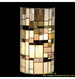 Demmerik 73 9994 Tiffany wand lamp