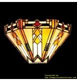 Demmerik 73 9263 Tiffany wandlamp