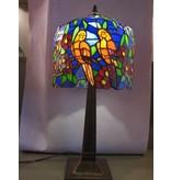RoMaLux 5608 Tafellamp Papagaai