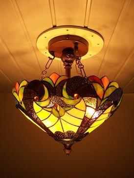 RoMaLux 7531 plafond lamp