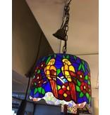 RoMaLux 5611 Hanglamp Papagaai