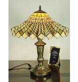 RoMaLux 7219 Tafellamp