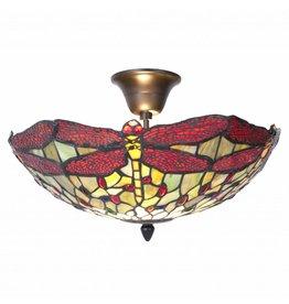 RoMaLux 5848 plaffond lamp