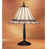 RoMaLux 5124 Tiffany tafellamp