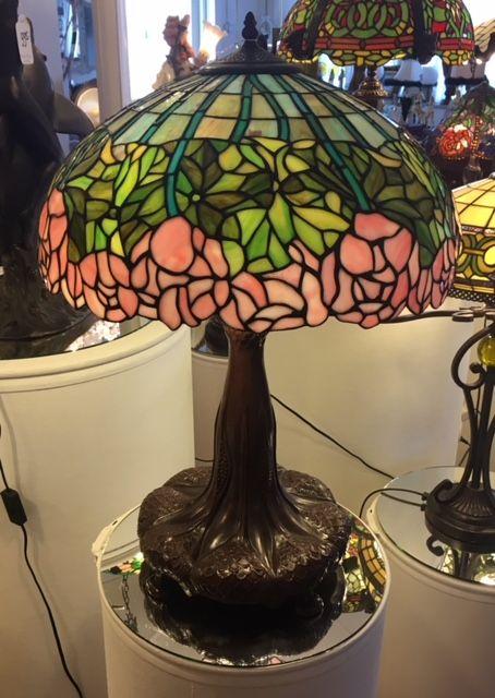 RoMaLux 7273 Tafellamp Tiffany