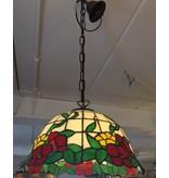RoMaLux 746788 Tiffany Hanglamp