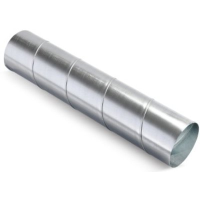 Luchtkanaal gegalvaniseerde staal (spiraalkoker 280mm)