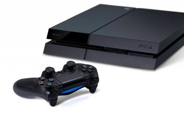 PS4 Skins Console