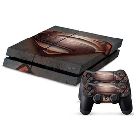 PS4 Skins Console - Superman