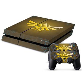 PS4 Skins Console - Legend Of Zelda