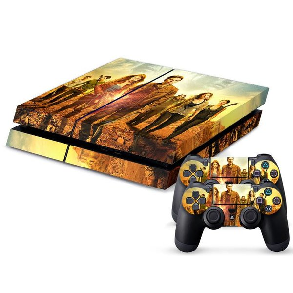 PS4 Skins Console - Revolution