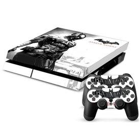 PS4 Skins Console - Batman Arkham Knight