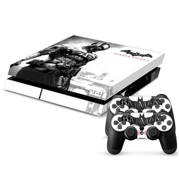 PS4 Skins Console - Batman Arkham Knight