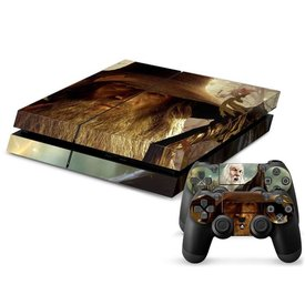 PS4 Skins Console - Gandalf