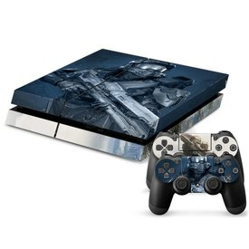 PS4 Skins Console - Halo