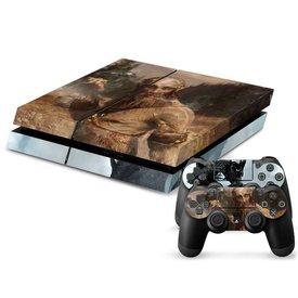 PS4 Skins Console - Skyrim Dragon