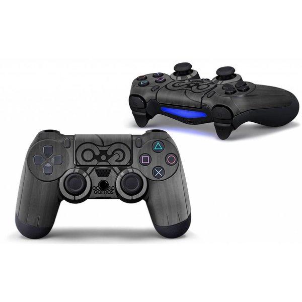 PS4 Skins Controller - Grey Controller