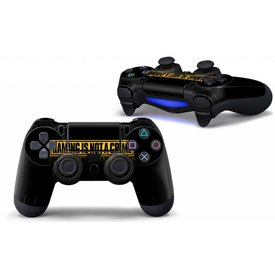 PS4 Skins Controller - Gaming Is Not A Crime