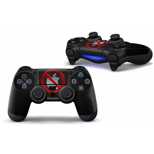 PS4 Skins Controller - Anti Apple