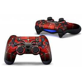 PS4 Skins Controller - Spiderman
