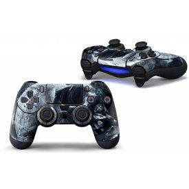 PS4 Skins Controller - Smokey Skull