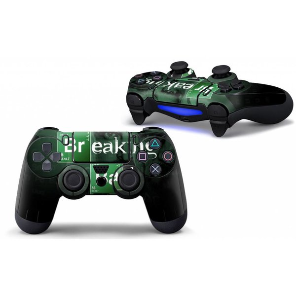 PS4 Skins Controller - Breaking Bad