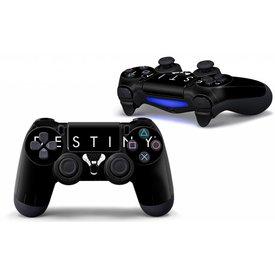 PS4 Skins Controller - Destiny Black