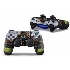 PS4 Skins Controller - Football Player Benzema