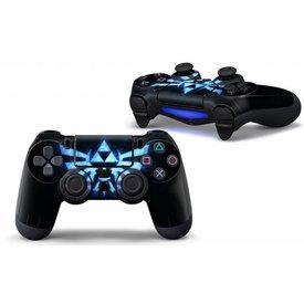 PS4 Skins Controller - Legend Of Zelda Blue