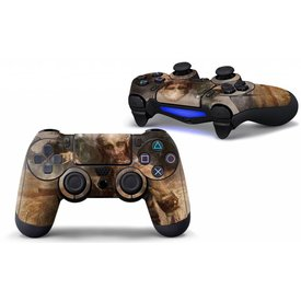 PS4 Skins Controller - Skyrim Dragon
