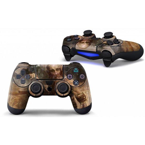 PS4 Skins Controller - Skyrim Dragon