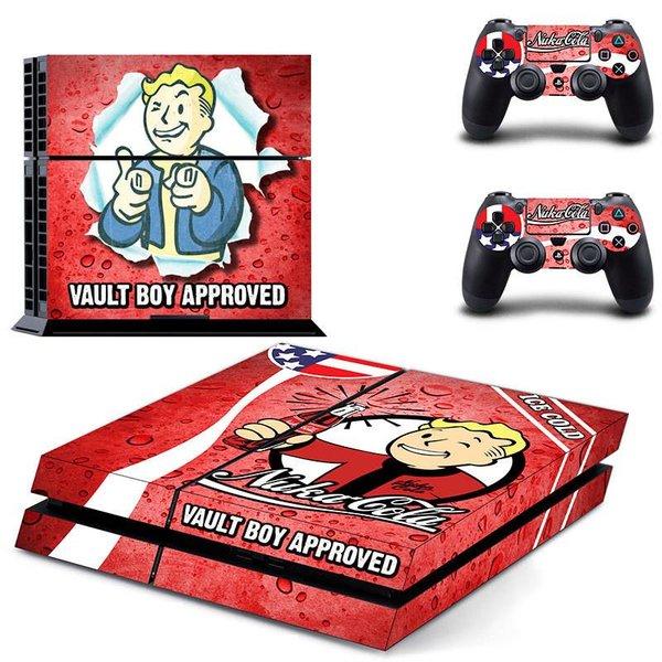 PS4 Skins Premium - Fallout 4