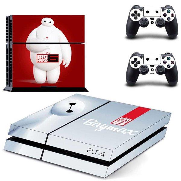 PS4 Skins Premium - Baymax