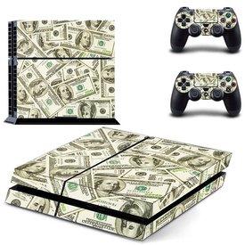 PS4 Skins Premium - Dollars