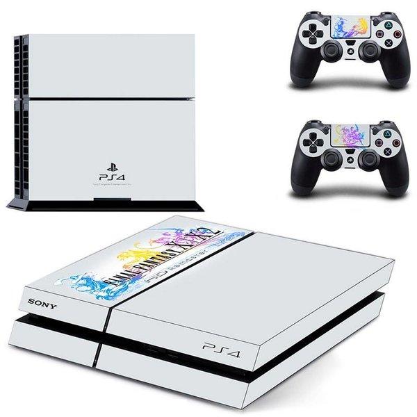 PS4 Skins Premium - Final Fantasy