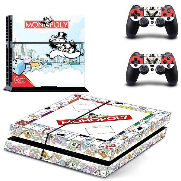 PS4 Skins Premium - Monopoly