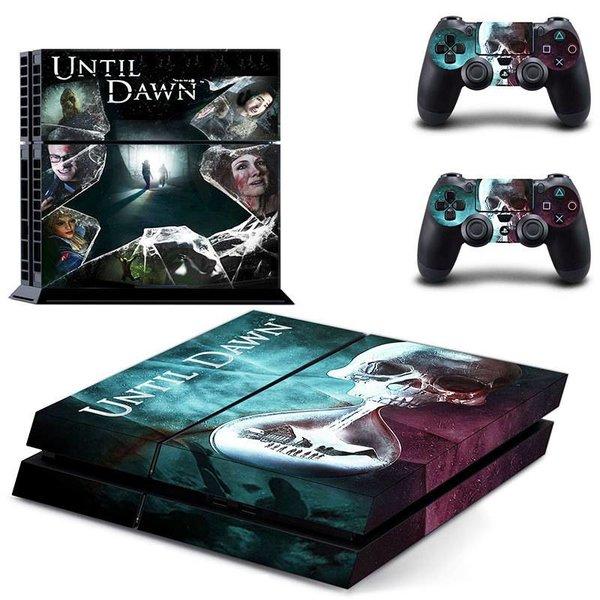 PS4 Skins Premium - Until Dawn