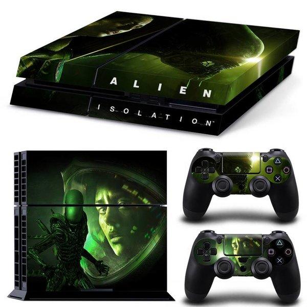 PS4 Skins Premium - Alien Isolation