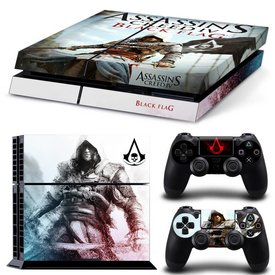 PS4 Skins Premium - Assassins Creed