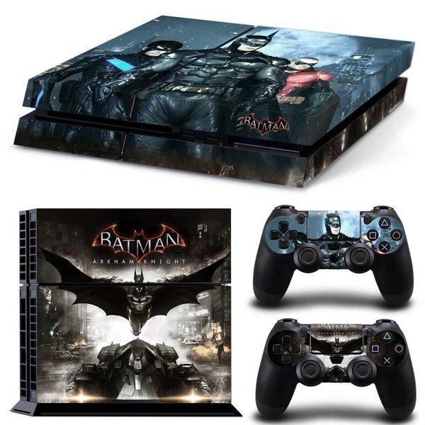 PS4 Skins Premium - Batman
